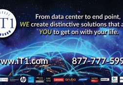 iT1 Truck Wrap Graphic