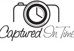 Captured In Time Logo