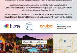 Email Marketing Campaign – FUZE event