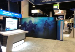 SOFIC Trade Show Booth